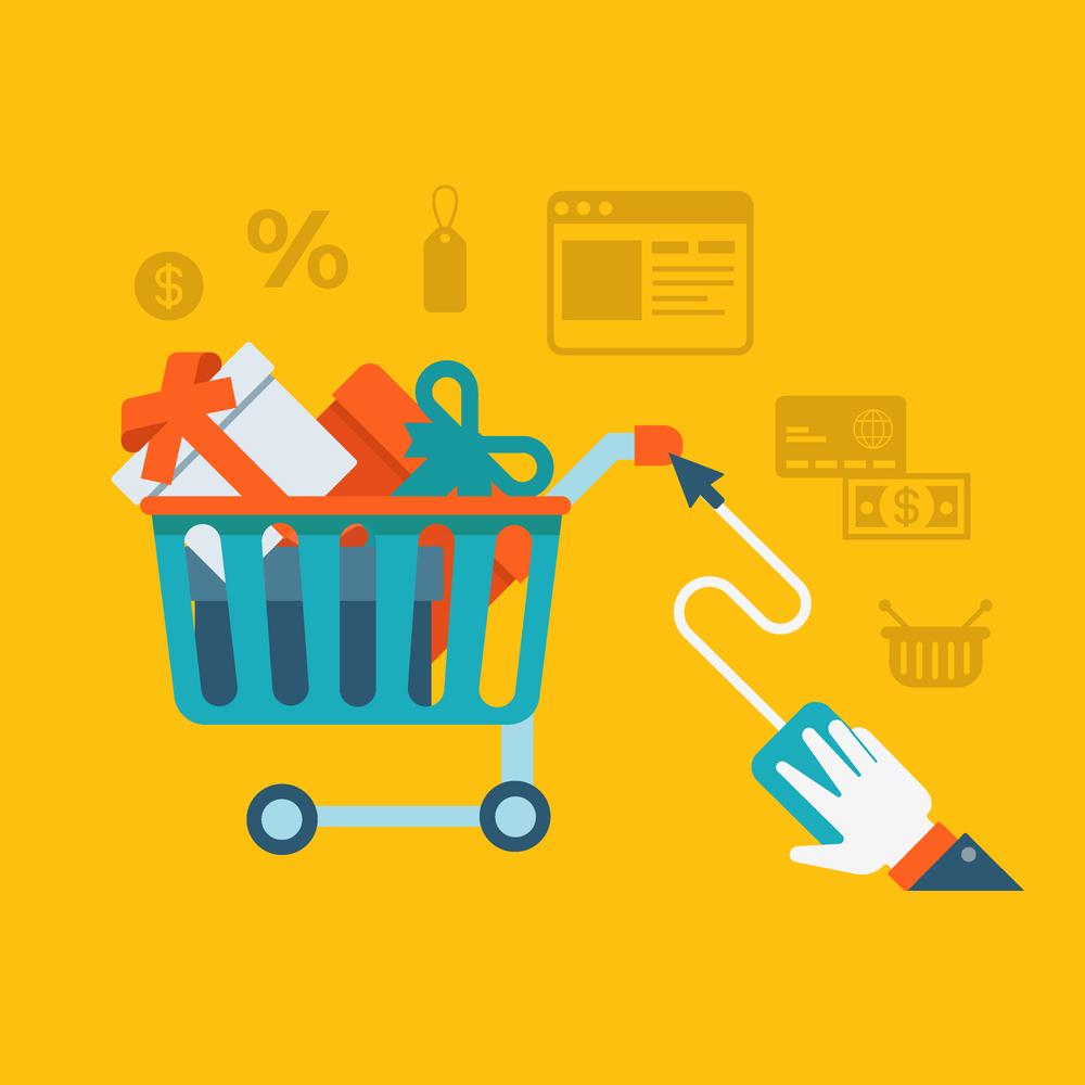 Sviluppo siti ecommerce